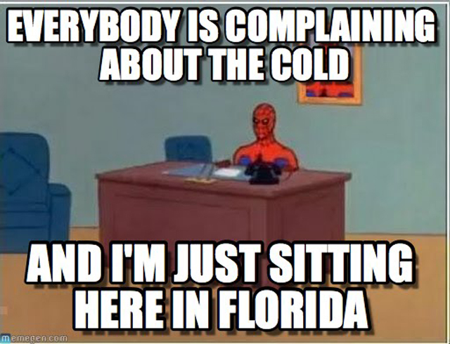 25 Things Florida No Time 1